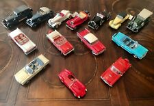 New Listing141/24 diecast Danbury Mint and Franklin Mint classic cars 1920's to 1960's