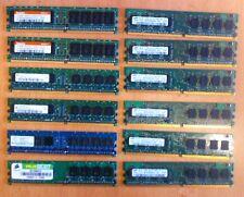barrette DDR2 - 512 Mo ( le lot )