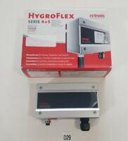 *PREOWNED* Rotronic Hygroflex HF53W XMTR Serie 4+5 40VDC 28VAC + Warranty!
