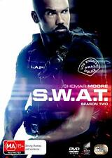 SWAT Season 2 (Region 2 UK Compatible) DVD The Complete Series Two S.W.A.T