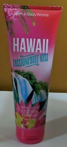 Bath & Body Works Hawaii Passionfruit Kiss Ultra Shea Body Cream New
