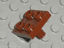LEGO Star Wars RedBrown Plate with Pin ref 2476a / Set  4504 Millennium Falcon