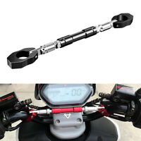 Universal Motorcycle 7/8'' 22mm Balance Cross Bar Handlebar Strength Lever Bar