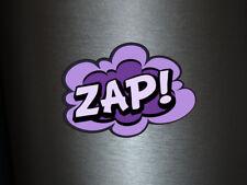 1 x adhesivo Zap! Bang Boom Pang hechizo cómic sticker tuning decal Fun gag ok