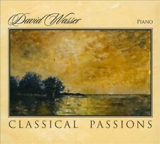 Wasser, David Classical Passions CD ***NEW***
