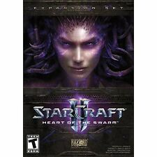 StarCraft 2: Heart of the Swarm WIN MAC *NEW*