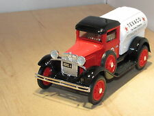 TEXACO PETROLEUM  - 1929 FORD MODEL A TANKER BANK 1/25 - LIBERTY #2012
