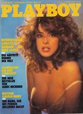BUSENWUNDER DONATELLA DAMIANI-Die neue Loren-TOP-nackt im Playboy-OKTOBER 1983