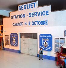Garage Berliet du 8 Octobre 1/43°