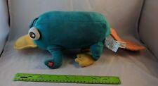 Phineas & Ferb Perry Platypus Agent P Plush Stuffed Animal Disney Store NO SOUND