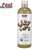 Aceite De Ricino Organico Y Natural Cabello Cejas Pestañas Ojos Puro Orgánico