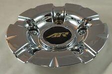 American Racing AR Wheels Chrome Custom Wheel Center Cap Caps (1) # 1637200011