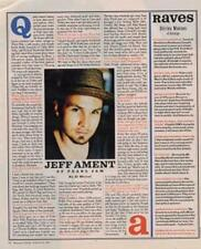 Pearl Jam Ament Garbage S Manson Interview/article 1996