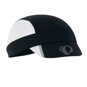 Pearl Izumi Mens Transfer Cycling Cap Black White One Size New