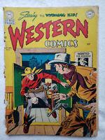 Western Comics #16 (Aug-Sep 50, DC) [GD 2.0]