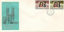 British Antarctic Territory First Day Cover Stamps