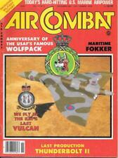 Air Combat No 1984 Maritime Fokker Vulcan Thunderbolt USMC USAF Wolfpack Pilatus