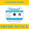 Windows System Recovery Boot Repair Restore CD DVD Windows 10 8 7 Vista XP