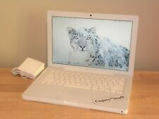 Mac OS X 10 6, Snow Leopard Apple 160 GB Hard Drive Capacity