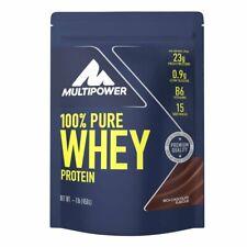 Multipower 100% Pure Whey wasserlösliches Protein Rich Chocolate 450g Beutel