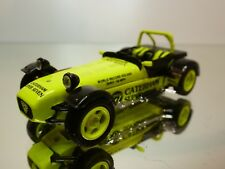 KYOSHO CATERHAM SUPER SEVEN - YELLOW? 1:43 - EXCELLENT - 36/35