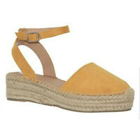 New Womens Mid Low Wedge Platforms Ladies Espadrilles Summer Sandals Shoes