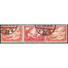 Germany/Stamps, 1933 - Music - Richard Wagner- Used