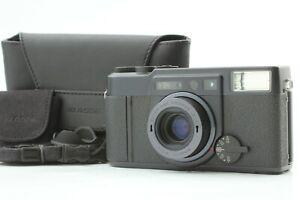 [Almost UNUSED w/ Hood & Case] Fujifilm Klasse S Black Film Camera from Japan