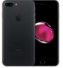 APPLE IPHONE 7 Plus 32GB Black SIMFREE ACCESSORI Grado A+++