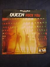 Queen - Rock you  - Promo CD