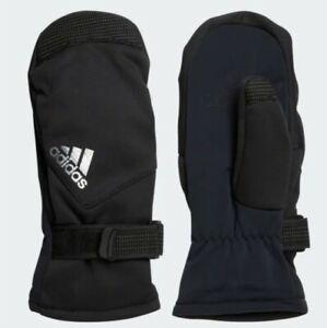 adidas Warm Touch Screen Running Carette Mittens Cold.Rdy Gloves Women's Medium
