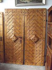 Antike Mittelalterlichen Türen, 18-19 Jahrhundert, Nord Rumänien
