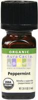 Peppermint Essential Oil by Aura Cacia, 0.5 oz