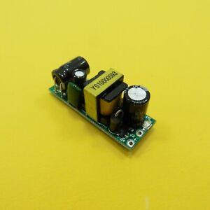 Isolated AC/DC 85-240V/12V StepDown Module 0.45A Power Converter Buck Open Frame