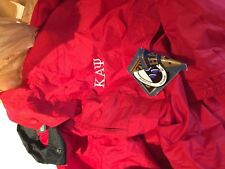 lightweight Kappa Alpha Psi nylon pullover red    Jacket  sz men's adult XL NWT