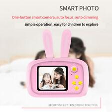 Mini HD Smart Cute Rabbit Shape Child Camera 1200mAH For Kids Children Camcorder
