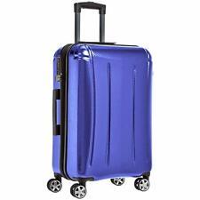 AmazonBasics Oxford Luggage Expandable Suitcase Spinner w/ TSA Lock - 26.8