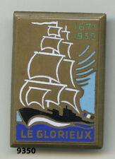 Insigne marine , sous marin Le GLORIEUX
