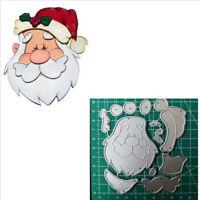 Stanzschablone Weihnachtsmann Weihnachten Hochzeit Oster Geburstag Karte Album