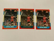 New listing Michael Jordan inserts 96-97 Fleer Metal M4 Decade of Excellence plus  #4 and U4