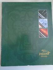 Jaguar range brochure 1993 XJ6, XJS, Sovereign