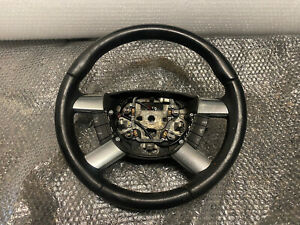 FORD FOCUS CMAX TRANSIT 4 SPOKE STEERING WHEEL WITH CRUISE CONTROL USED AS PIC