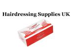 Hairdressing Supplies UK