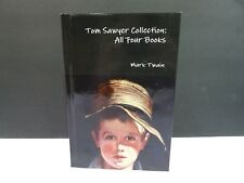 Tom Sawyer Collection: All Four Books by Mark Twain Hardcover T1