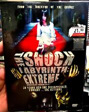 The Shock Labyrinth (Movie + Special) ~ DVD ~ English Subtitle ~ Japan Horror