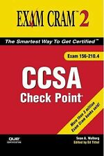 Check Point CCSA Exam Cram 2 Exam 156-210.4