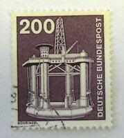 100 x Briefmarke Berlin 1975 Industrie und Technik