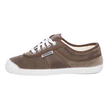 Kawasaki Players Basic L48 velluto brown marrone scarpe shoes uomo donna