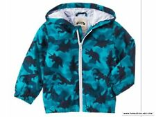 GYMBOREE FIELD EXPEDITION CAMO DINOSAUR  JACKET NWT SIZE  12-24 MTHS