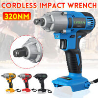 320NM Electric Cordless Impact Wrench Drill Screwdriver for 18V Makita Battery